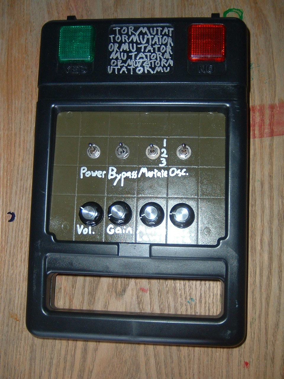 Custom Instruments Archives Circuit Bent Bending Tutorials The