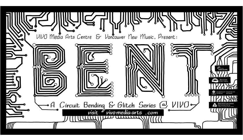 BENT: A Showcase of Circuit Bending at VIVO
