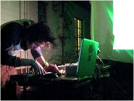 Circuit bending music