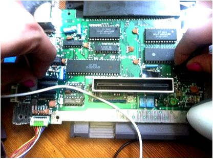 Circuit Bending Videogame Consoles as a kind of Applied Media Studies by Nina Belojevic