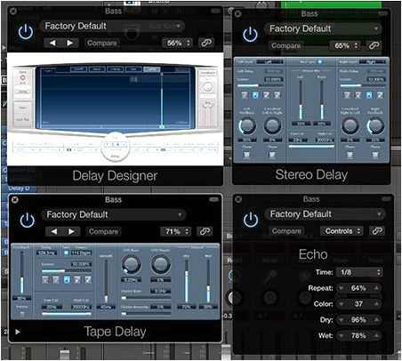 Delay & Echo: Helpful tips for Using Time-Based Audio Effects
