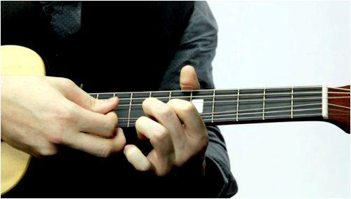 Guitar Bend Technique Overview