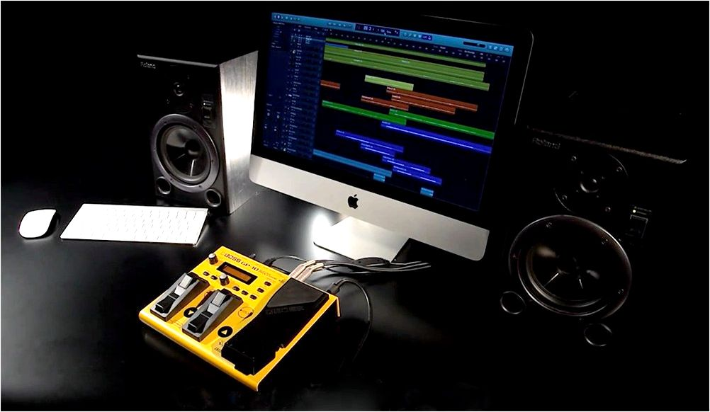 New BOSS GP-10 Guitar Processor