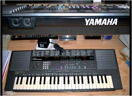 Popular products for yamaha pss PSS 460