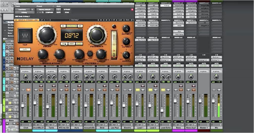 Pro Audio Recordings. 5 Interesting Uses of Delay inside a Mix
