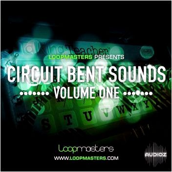 Royalty Free Circuit Bent Loops Samples Sounds