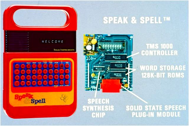 Speak & Spell: A Brief History