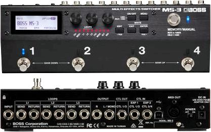 The Best Guitar Multi Effects Pedals / Processors