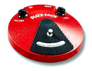 The Legend Dallas Arbiter Fuzz Face