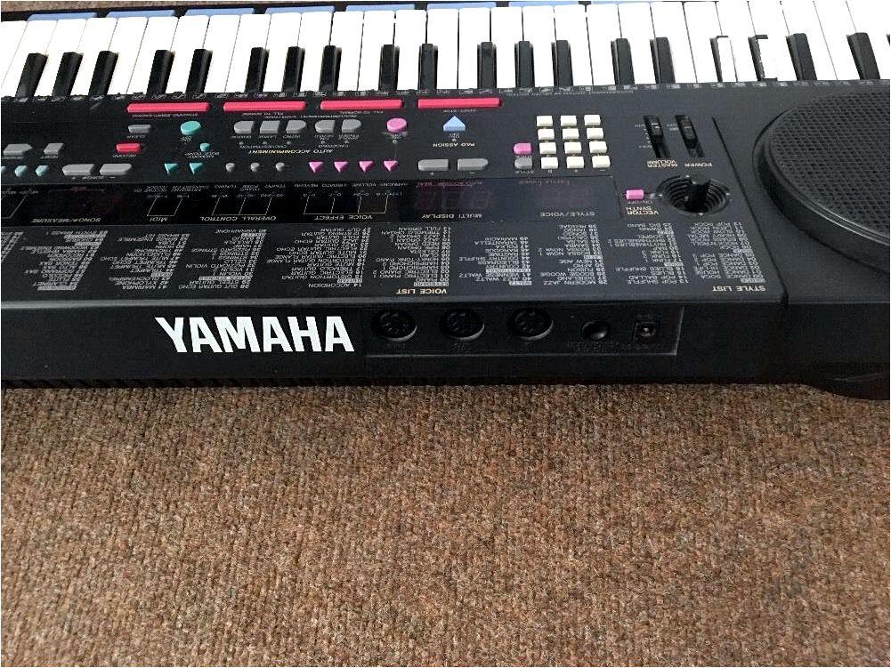 Yamaha pss